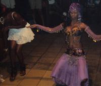 Belly Dancer @ Ynot