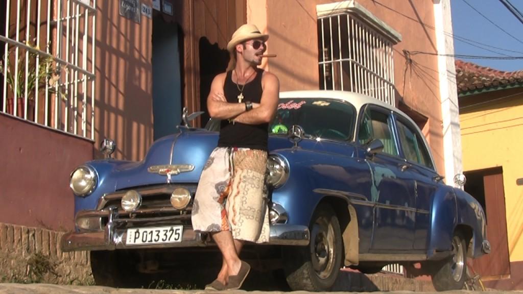Mark Zolo in Cuba
